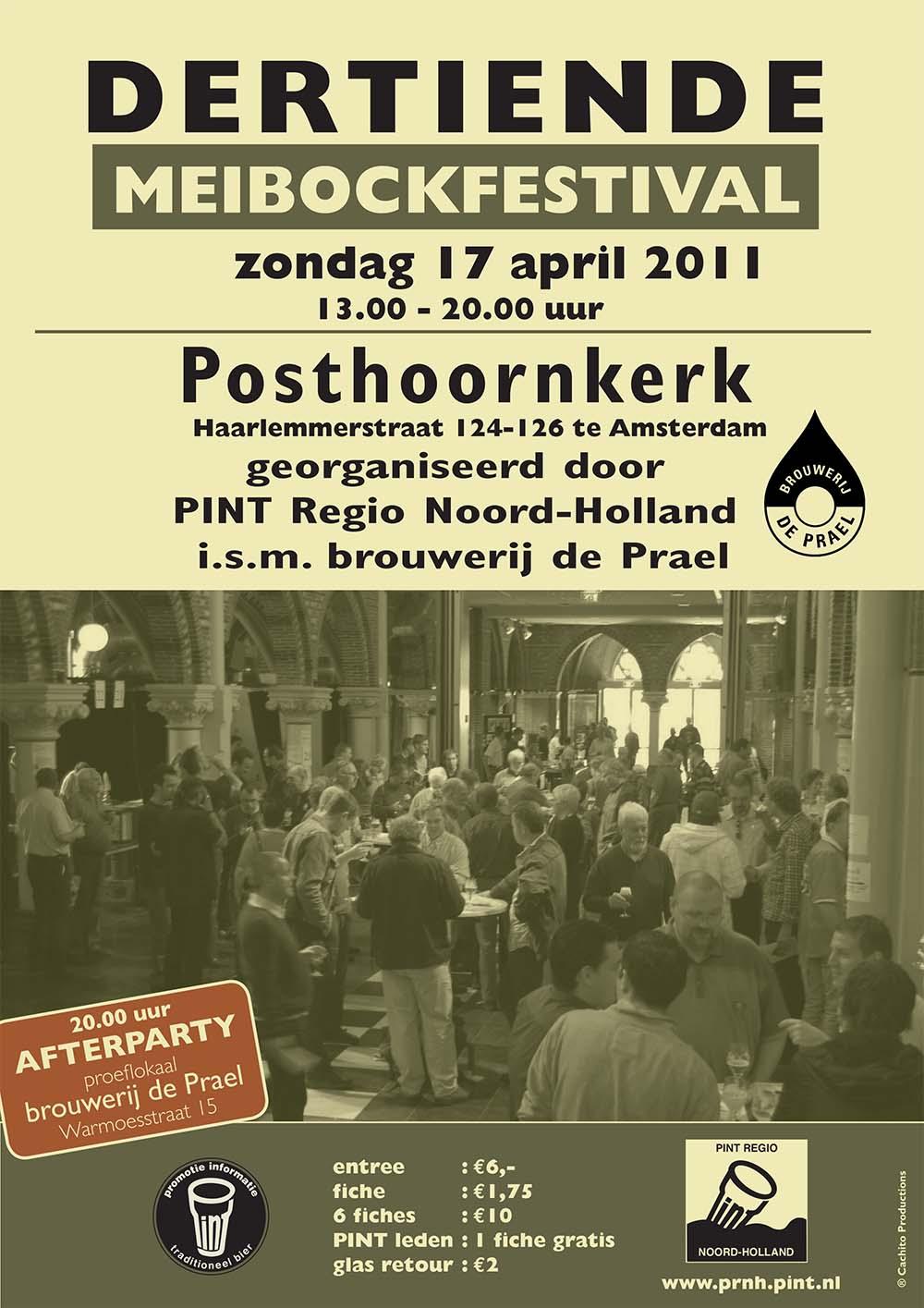 Poster Meibock 2011
