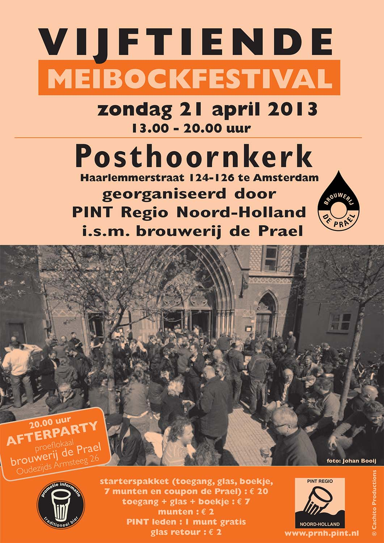 Poster Meibock 2013